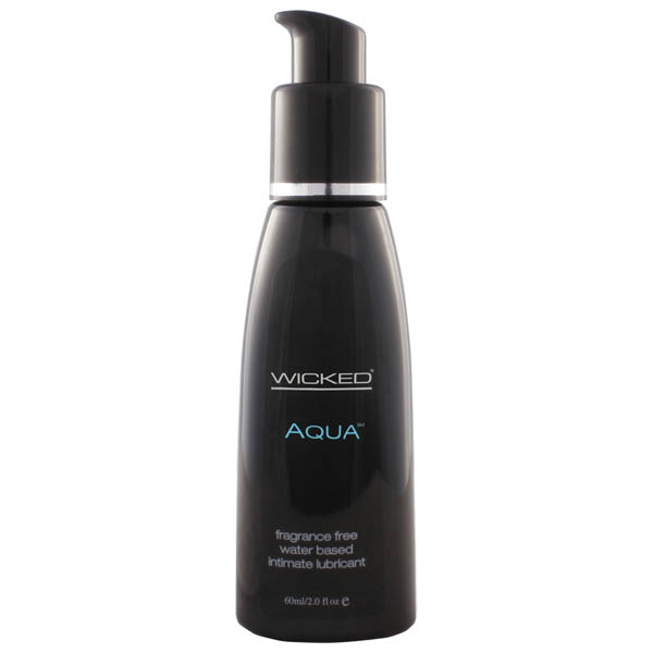 Wicked aqua lube