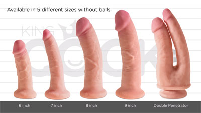 dildos without balls