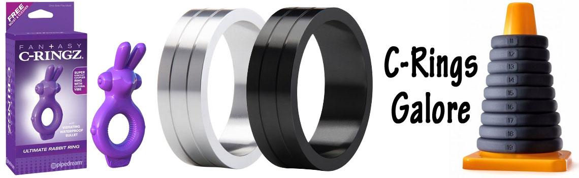 Cock Rings c-rings