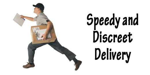 Speedy Discreet Delivery