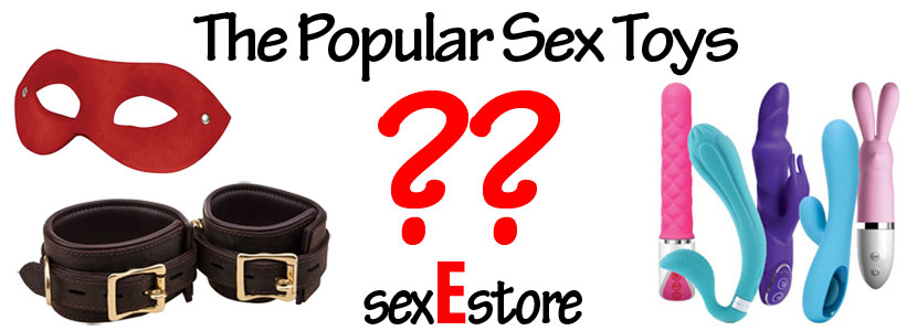 Popular sex toys