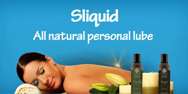 sliquid personal lubricant lube